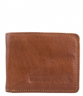 Cowboysbag Wallet Clifton camel