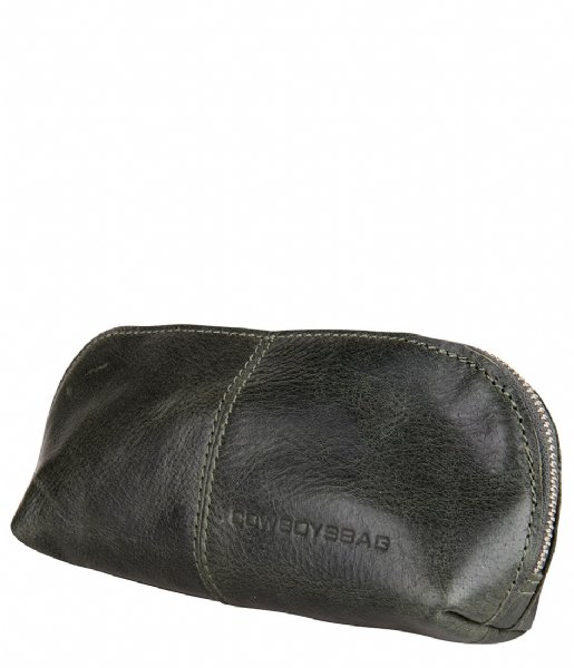 Cowboysbag  Pencil Case Edon Dark Green (945)