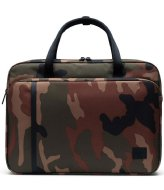 Herschel Supply Co. Gibson Large 15 Inch Woodland Camo